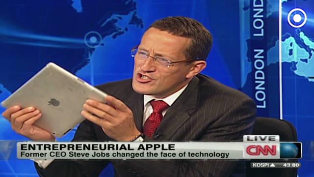 Steve Jobs' business legacy