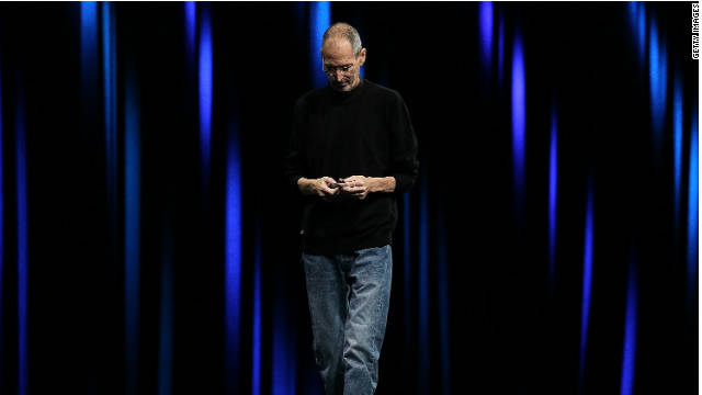 The world of entertainment mourned and remembered Steve Jobs with social media mentions.
