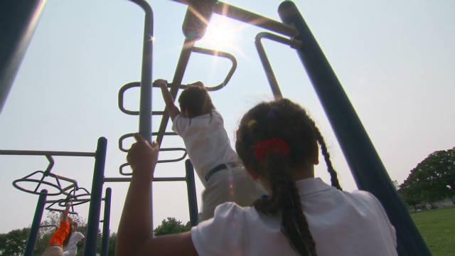 Fighting obesity in schools