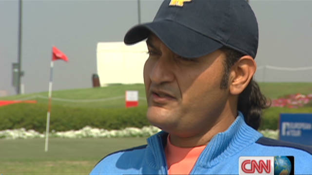The past and future of Indian golf