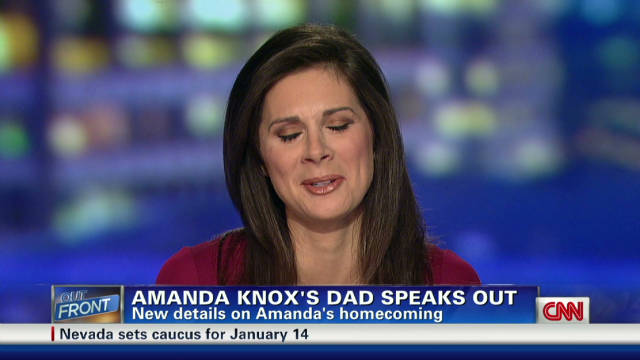 Curt Knox: Amanda well, reconnecting