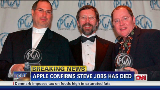 Jobs 'set the agenda' for tech industry