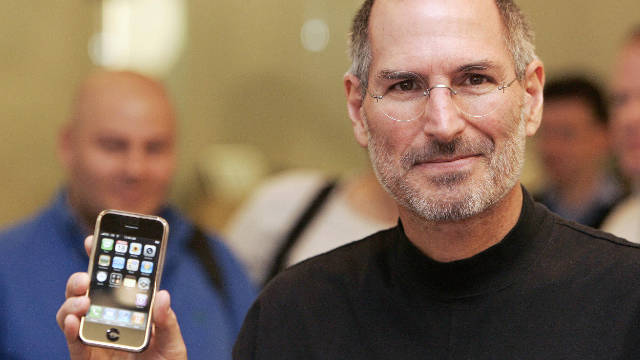 Steve Jobs: la historia de Apple