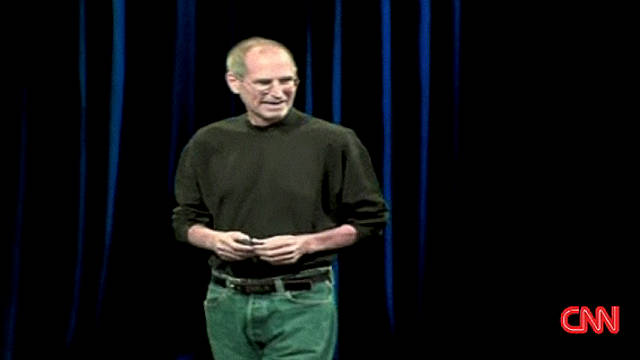 2009: Steve Jobs thanks donor