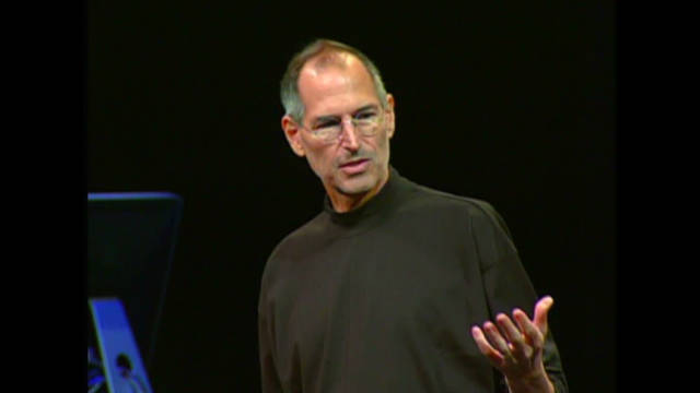 Steve Jobs' cancer fight