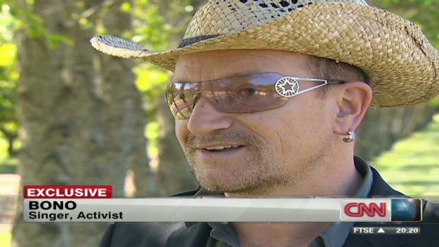 Bono: Tutu is punk rock, radical