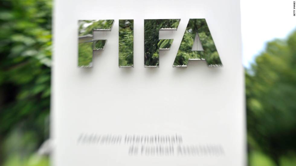 FIFA confirms the suspension of executive committee members Amos Adamu and Reynald Temarii, along with four additional officials. Ahead of the December 2 ballot to decide the host of the 2018 and 2022 World Cup tournaments, Adamu receives a three-year ban and $11,947 fine and Temarii a 12-month ban and a $5,973 fine. However, the organization rules that there is no evidence to support allegations of collusion between rival bid teams. Adamu plans to appeal.