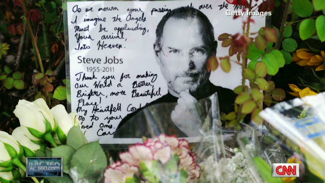 A look back at the life of Steve Jobs