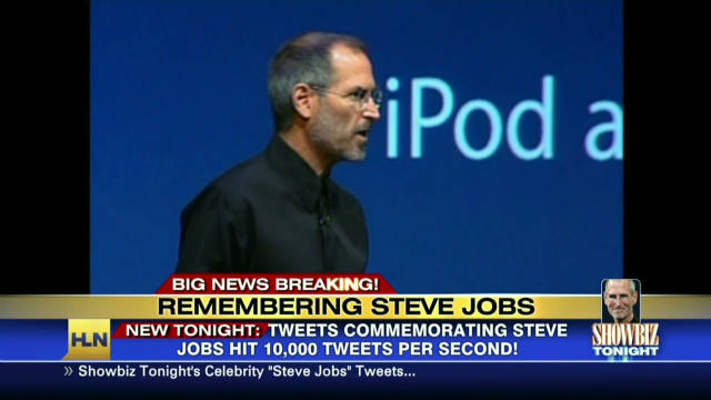 Hollywood remembers Steve Jobs