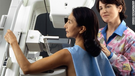 Should there really be a cutoff age for mammograms?