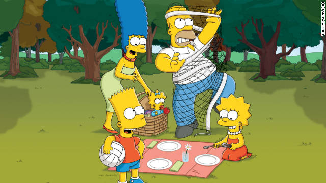 """The Simpsons"" began as animated segment on Fox's ""The Tracey Ullman Show"" back the 1980s."