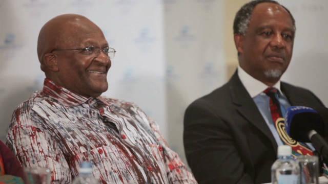 Celebrating Desmond Tutu