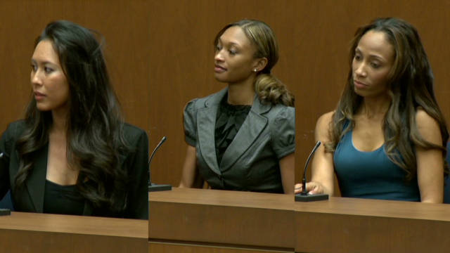 Conrad trial testimony debated