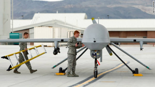 U.S. responds to Iranian drone claims