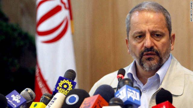 Iran police chief Ahmadi Moghadam condemned the media for reporting what he called the bogus results of a recent study.