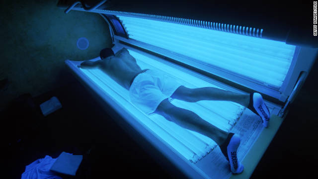 Indoor tanning beds are currently classified as low-risk medical devices and not subject to Food and Drug Administration review.