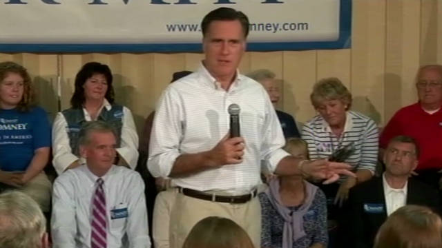 Romney: Obama's 'Where's Waldo' economy