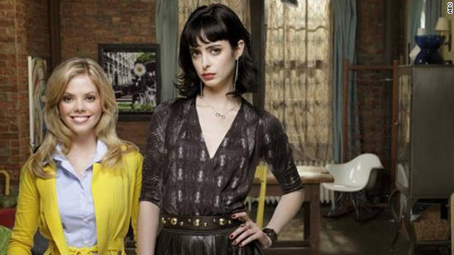 "Dreama Walker and Krysten Ritter starred in  ""Don't Trust The B----- in Apartment 23."""