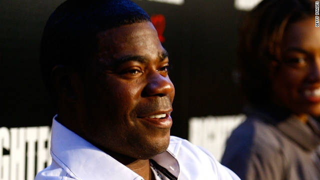 Tracy Morgan, 43, grew up in Brooklyn, but his mother moved the family to Youngstown in 1995, a decade after he left home.