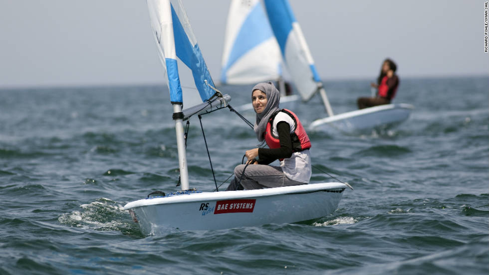 Since its launch in 2008, Oman Sail has taken nearly 6,000 Omani children sailing, over half of which have been females.