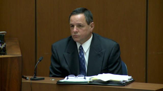 LAPD Detective pressed on Jackson probe