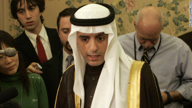 Who is Saudi Ambassador Al-Jubeir?