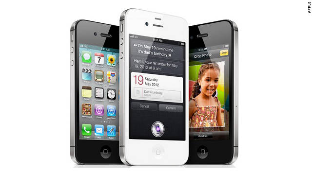 The iPhone 4S, the fifth generation of Apple's iconic smartphone, may be updated Septermber 12