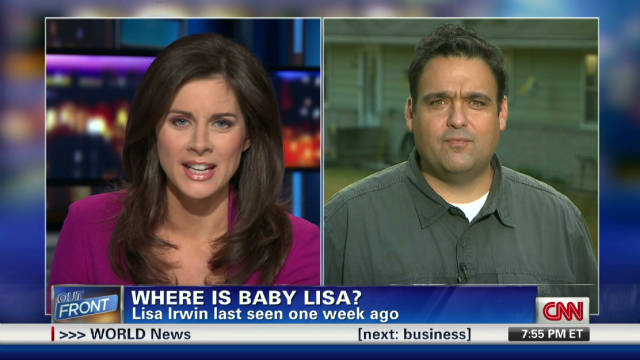 "Marc Klaas on 'Baby Lisa' Case: ""You Have to Cooperate""_00002001"