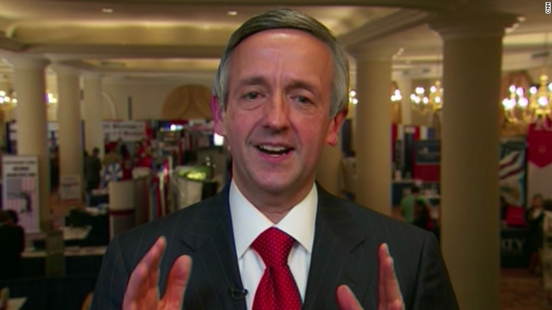 Here is the Sermon Robert Jeffress Delivered to Trump and Pence