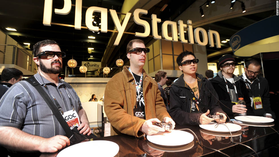 The PlayStation 3 was first announced at the Electronic Entertainment Expo in 2005, and was released in late 2006. It was originally available with 20 and 60 GB hard drives, but later, gamers could buy up to 500 GB of storage for the machines