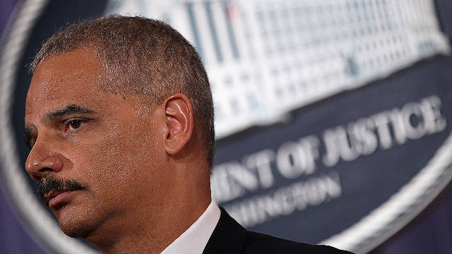 House subpoenas Atty. Gen. Eric Holder