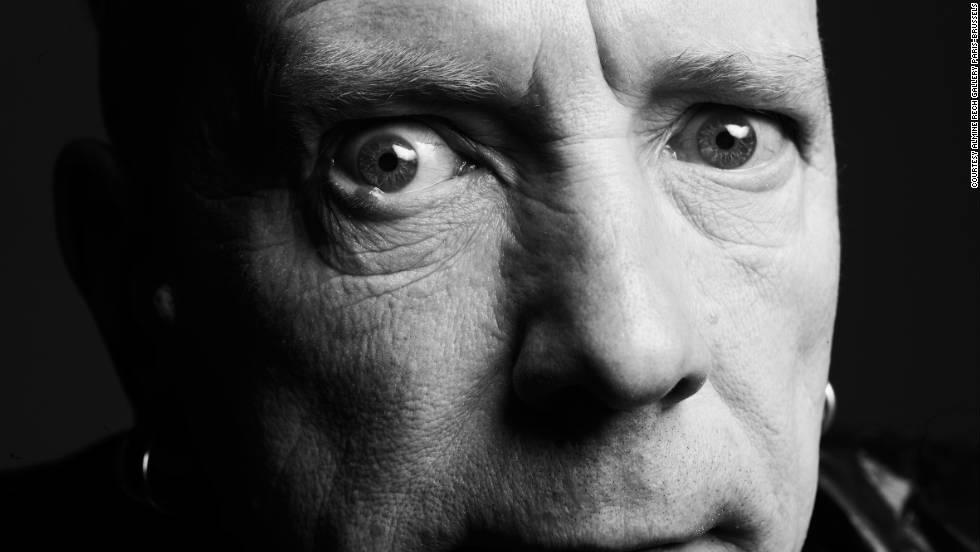 Former Sex Pistol, John Lydon, Los Angeles 2008
