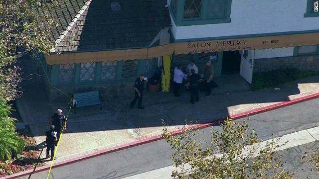 Was custody battle shooting motive?