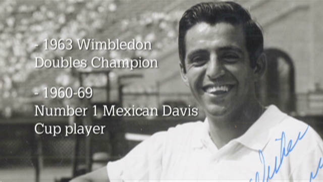 Tennis' first Rafa