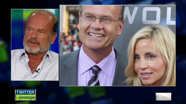 Kelsey Grammer's 'parting gift' to ex-wife
