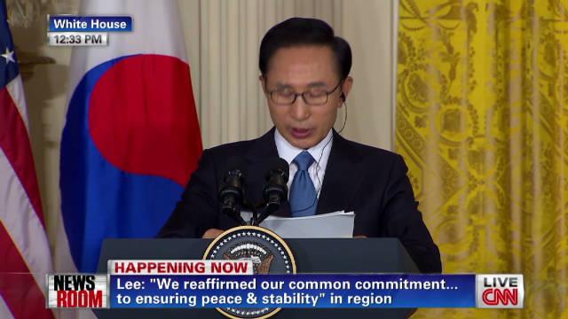 S. Korea 'deeply shocked' by alleged plot