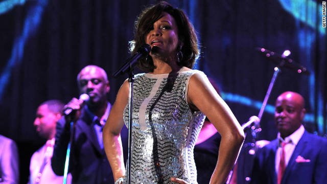 Whitney Houston was reportedly involved in an incident aboard an Atlanta-to-Detroit Delta flight Wednesday.