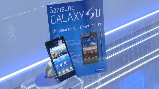 Samsung offers $2 smartphone