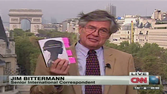 New book targets former IMF chief
