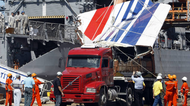 What caused  Air France 447 crash