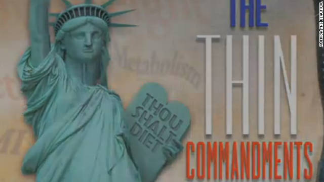 """The Thin Commandments"" is Darryl Roberts' follow-up to his first ""America the Beautiful"" documentary."