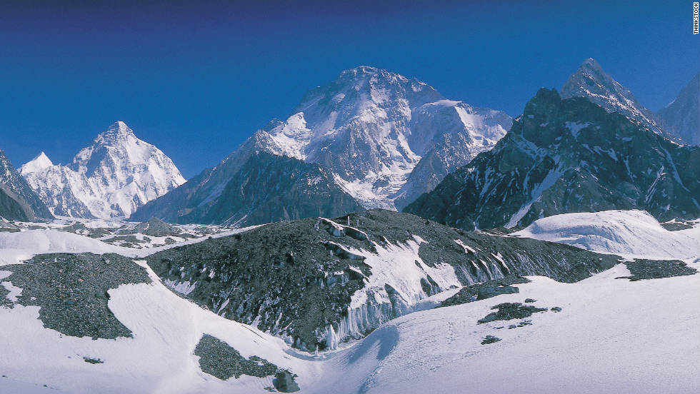 Everest may be taller, but real mountaineers know no peak on the planet beats K2 for sheer intensity.