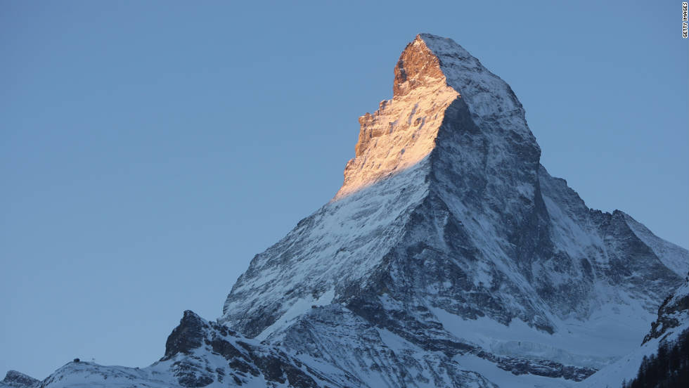 If you want to go back to the birthplace of mountaineering the Matterhorn is the place to be.