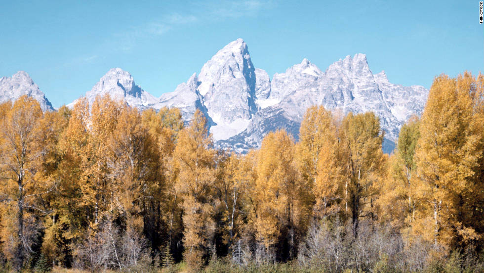 If you're short on time and trekking experience, it only takes two days to climb Grand Tetons' peaks, making it a quick and easy way to get classic scenery and name appeal.