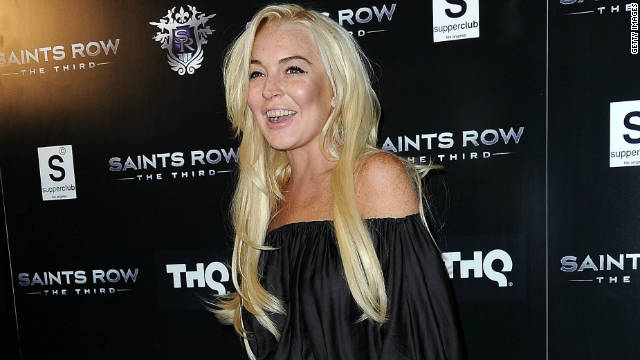 The appearance of Linday Lohan's teeth has drawn a great deal of attention.