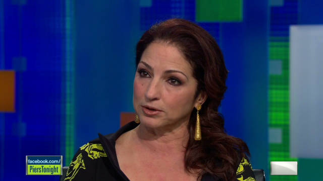 Gloria Estefan on marriage