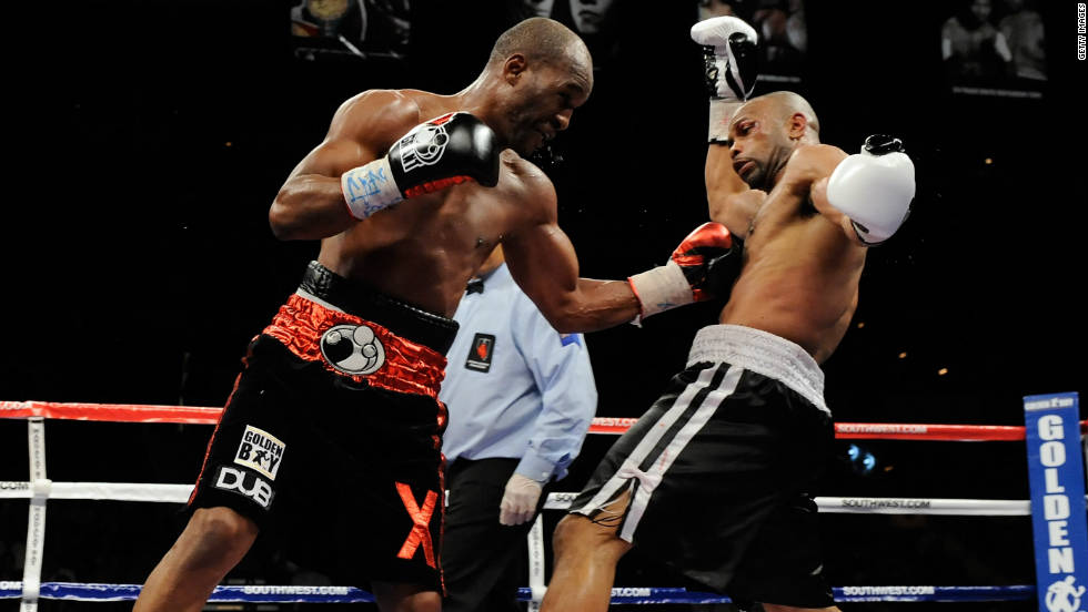 In 1993, Hopkins lost to compatriot Roy Jones Jr. in a fight for the vacant IBF middleweight belt. Hopkins had his revenge 17 years later, when he scored a points win over Jones Jr. in their 2010 bout in Las Vegas.