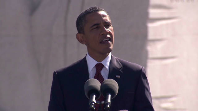 Obama: 'Change has never been quick'