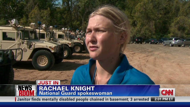 National Guard joins missing baby search