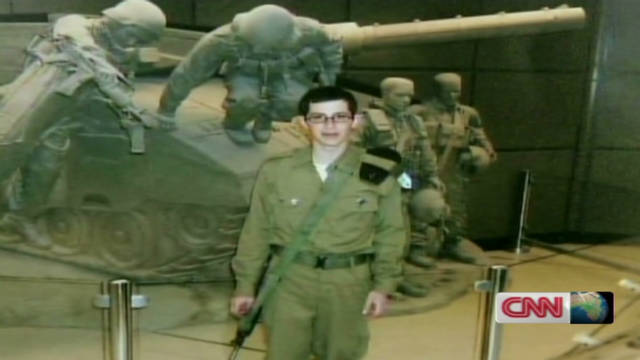 Gilad Shalit to be released